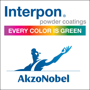 AkzoNoble Interpon Matched Touch Up Paint