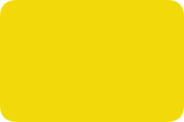 RAL 1021 Calza Yellow
