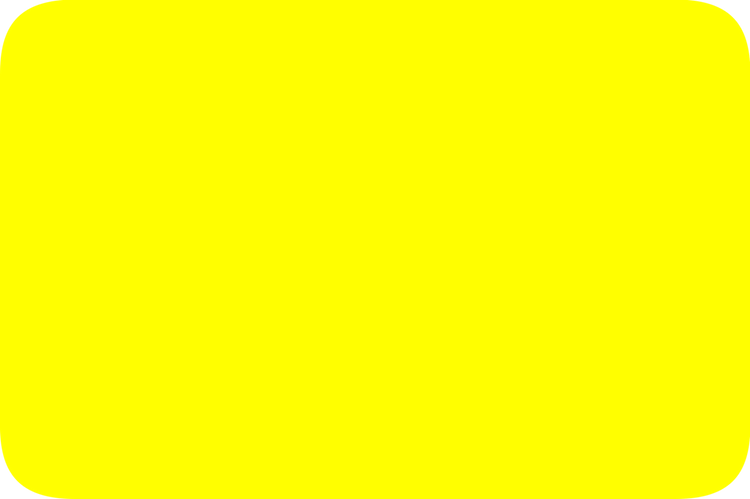 RAL 1026 Luminous Yellow